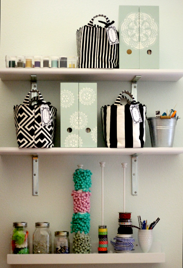 DIY Fabric Boxes, Ikea boxes, organization