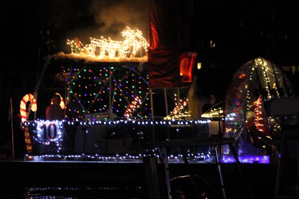 Homosassa Christmas Boat Parade