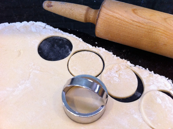 Step 2, Sugar Cookies