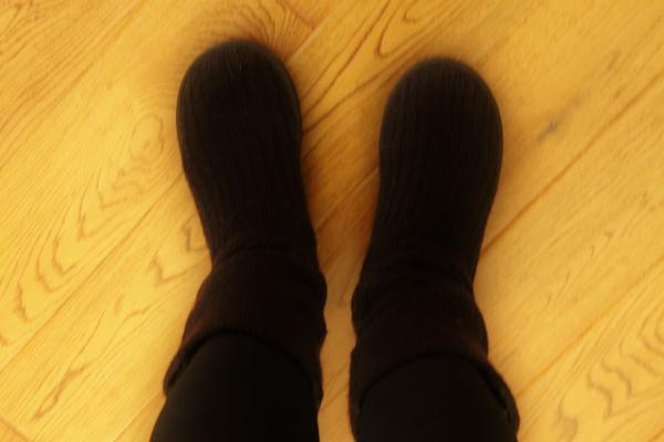 North Dakota Slippers