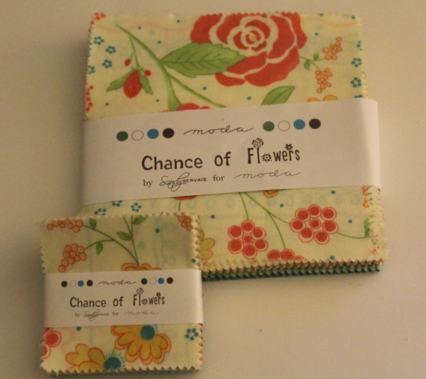 Charm Packs from Moda