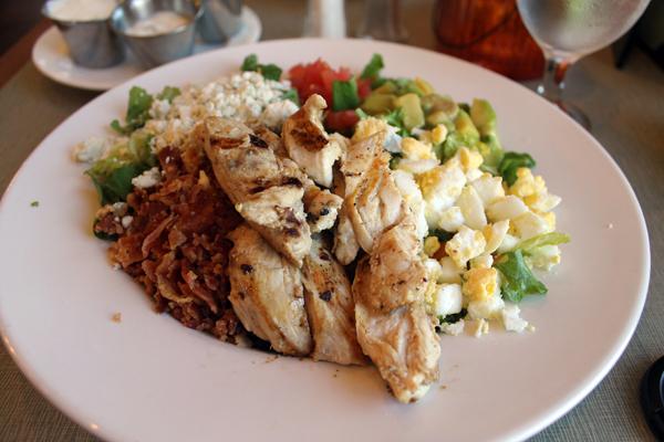 Cobb Salad at Plantation