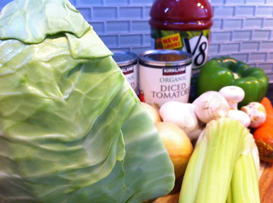 What to do with that huge cabbage !