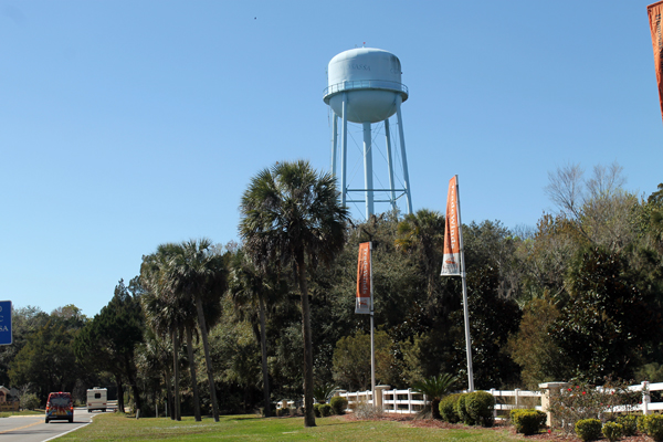 Homosassa Water Tower