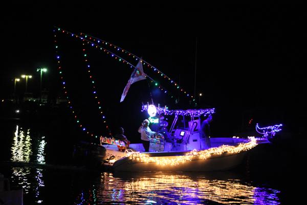 2014 Old Homosassa Christmas Boat Parade