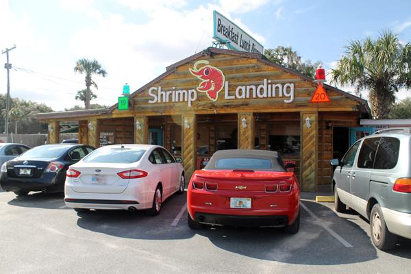 Shrimp's Landing