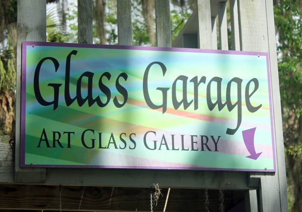 The Glass Garage