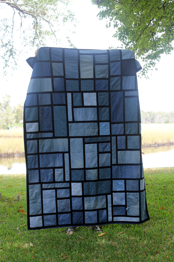 Quilt for Riley
