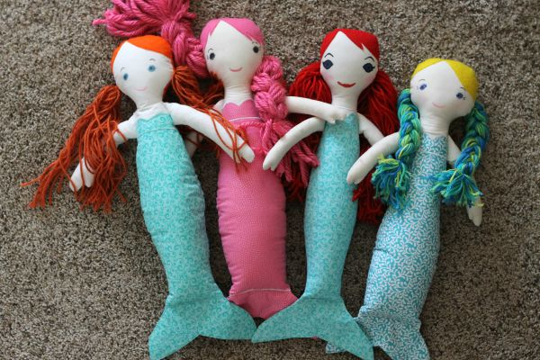 Let's Make a Mermaid