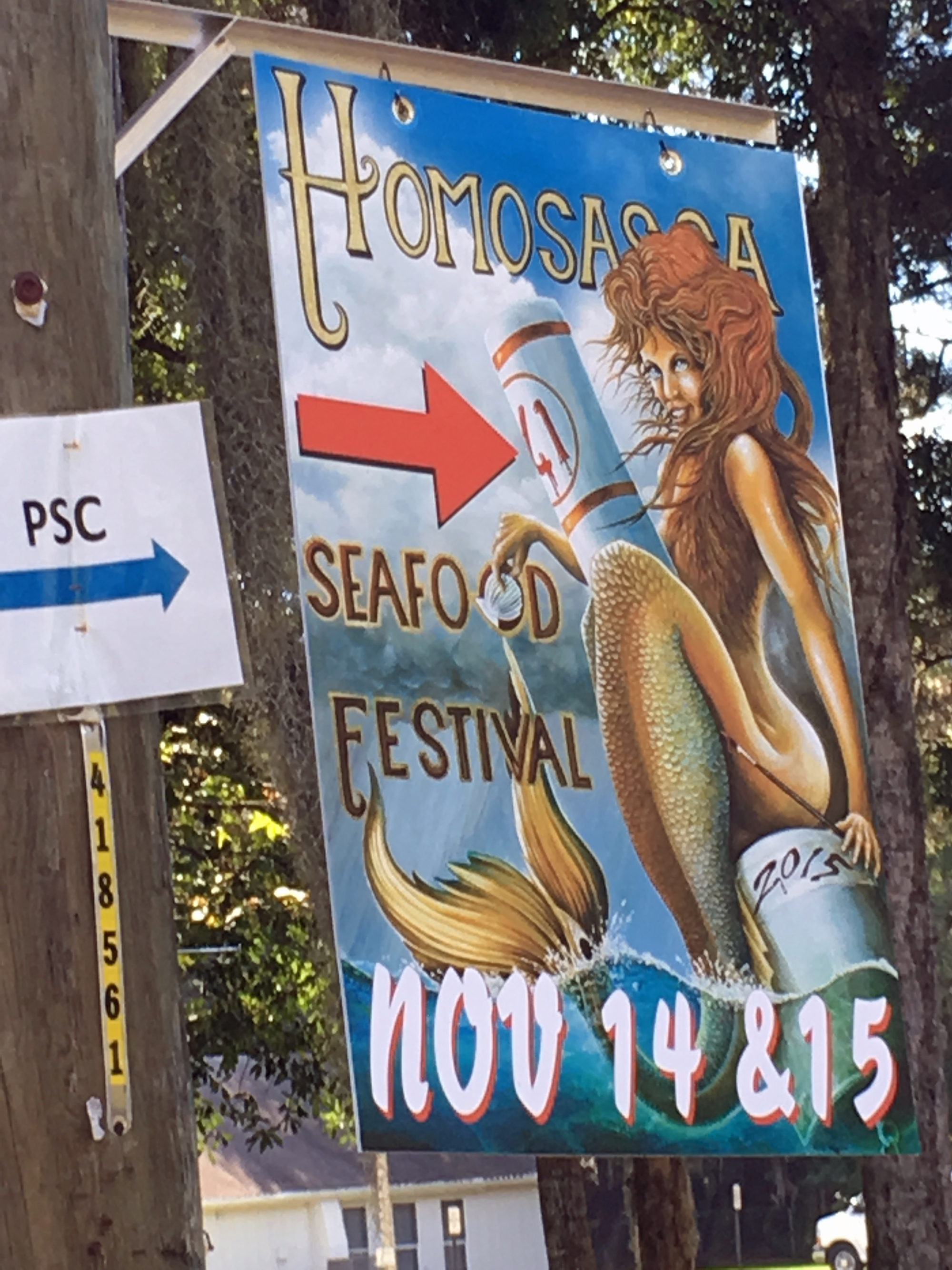 mermaid sign