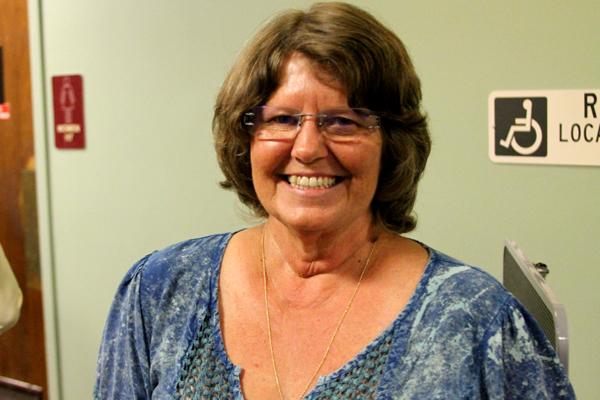 Judy Biston
