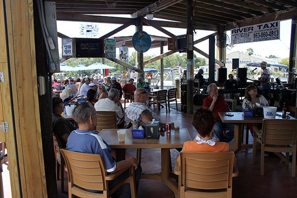 Sarasota Slim at MacRae's
