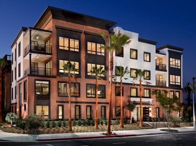 Apartments Playa Vista Walk Up Design Ktgy Architecture