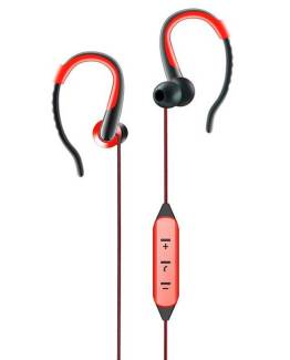 Artis BE-110m Sports Bluetooth Earphone with mic (RED)