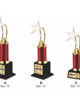 Metal Trophy 2508