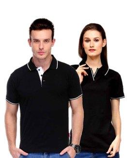 Scott-Polo-Neck-Black-with-White-tip