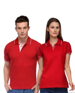Scott-Polo-Neck-Red-with-White-Tip