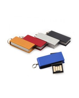 Colour Bomb Mini Swivel Metal 2.0 USB