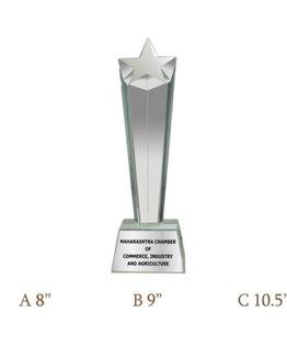 Crystal Trophy CG 150
