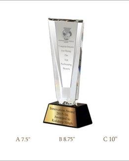 Crystal Trophy CG 303