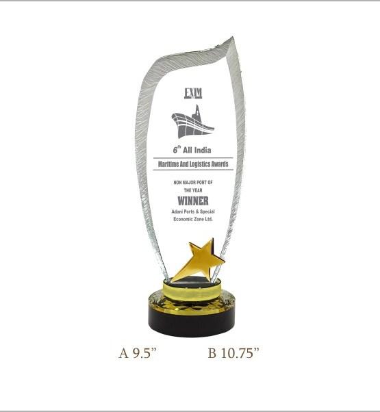 Crystal Trophy CG 361