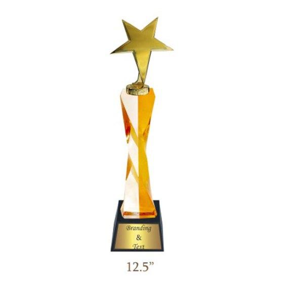 Crystal Trophy CG 479