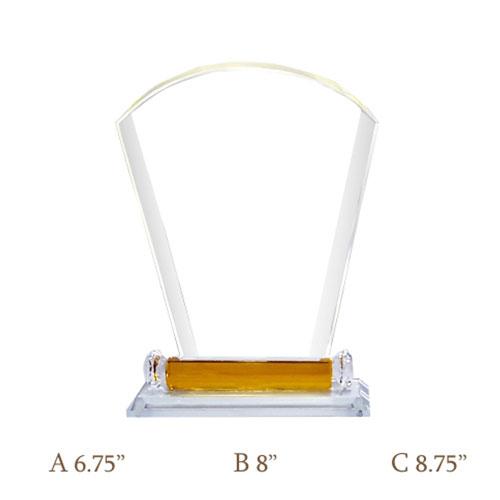 Crystal Trophy CG 473
