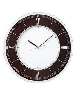 Glass-Analog-clock