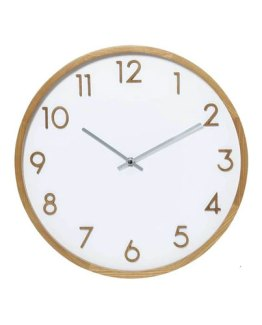 Wooden-Analog-Clock