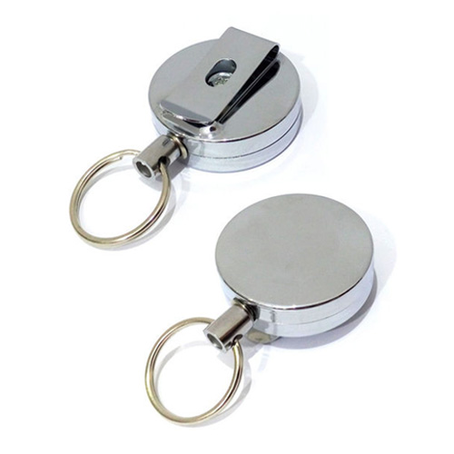 metal-yoyo-ID-badge-reel-with-keyring