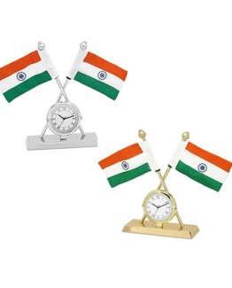 National-Flag-Desk-Clock