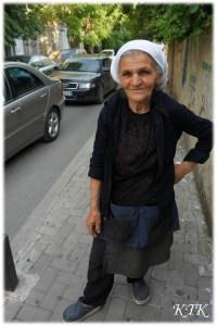 アルバニアおばあちゃん
