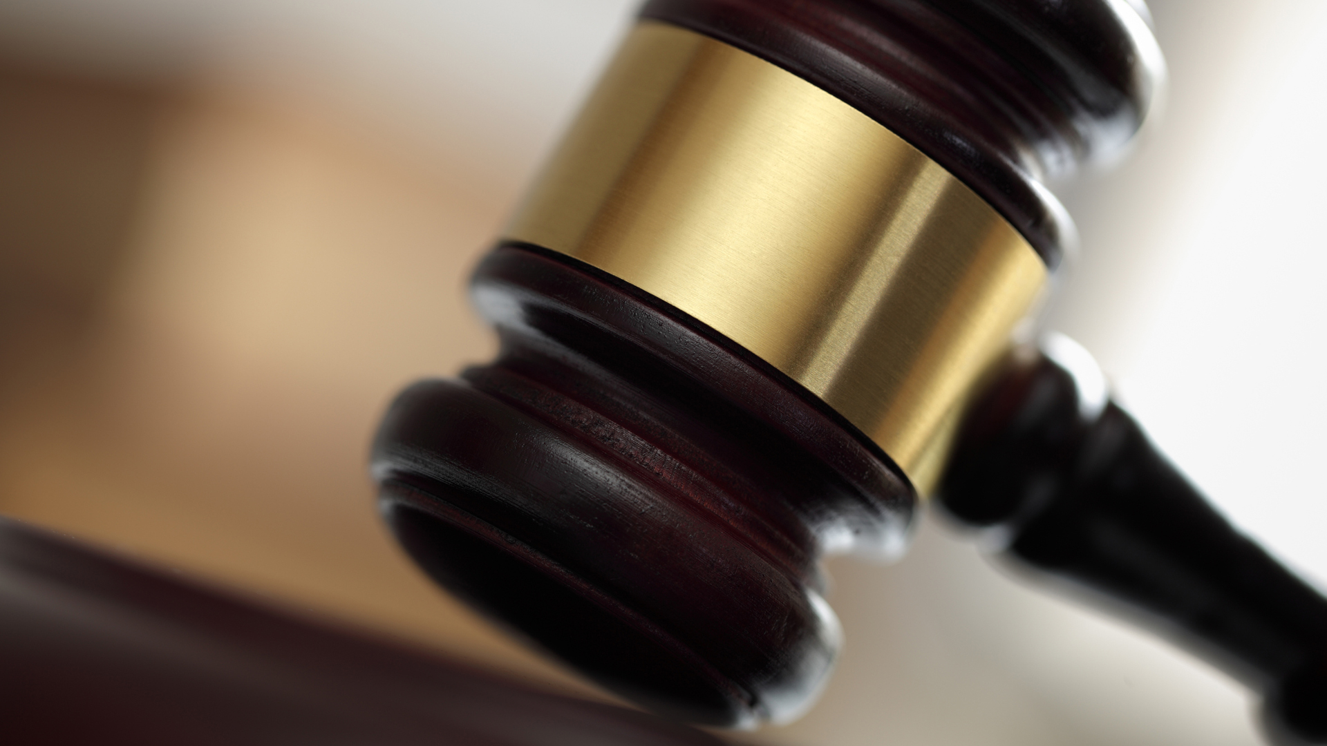 A courtroom gavel is seen in a file photo. (Credit: Brian A. Jackson/Thinkstock)