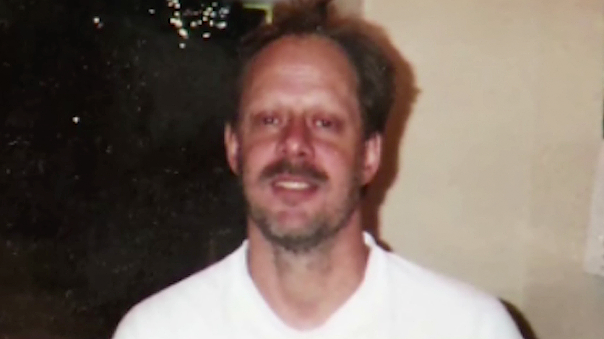 Stephen Paddock is seen in an image provided by CNN.