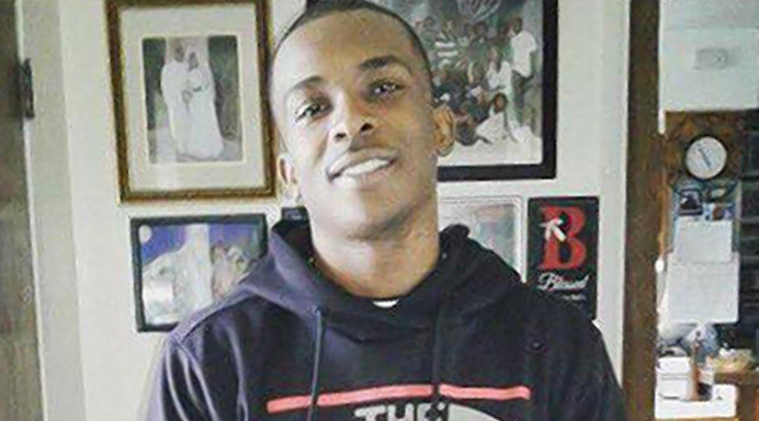 Stephon Clark is shown in an undated photo obtained by CNN.