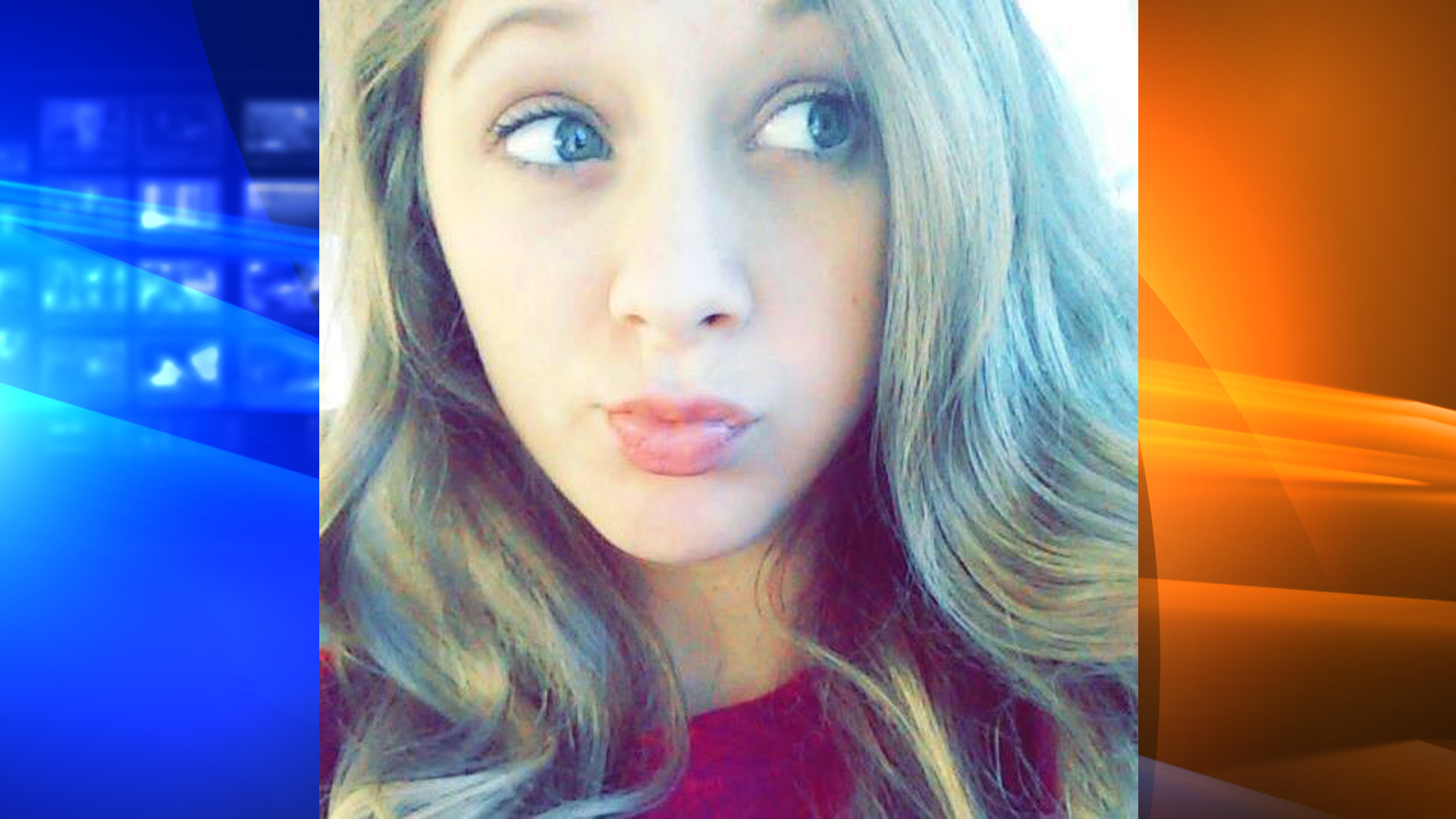 Morgan Roof is shown in a photo posted to her Facebook page on Oct. 28, 2015.