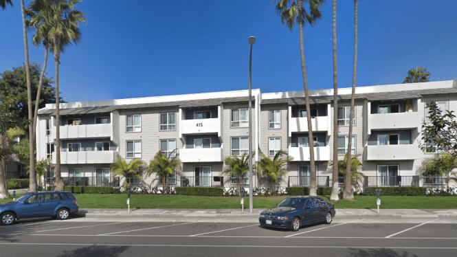 Hermosa Beach Apartment Building