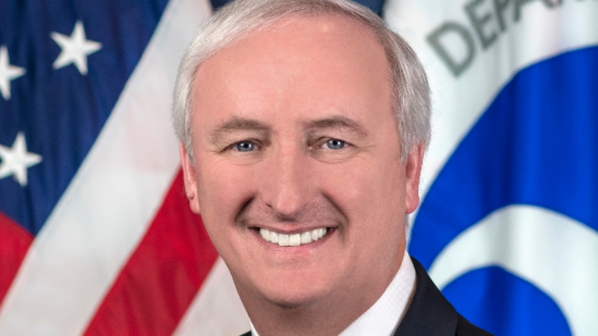 Jeffrey Rosen appears in an undated photo provided by the U.S. Department of Transportation.