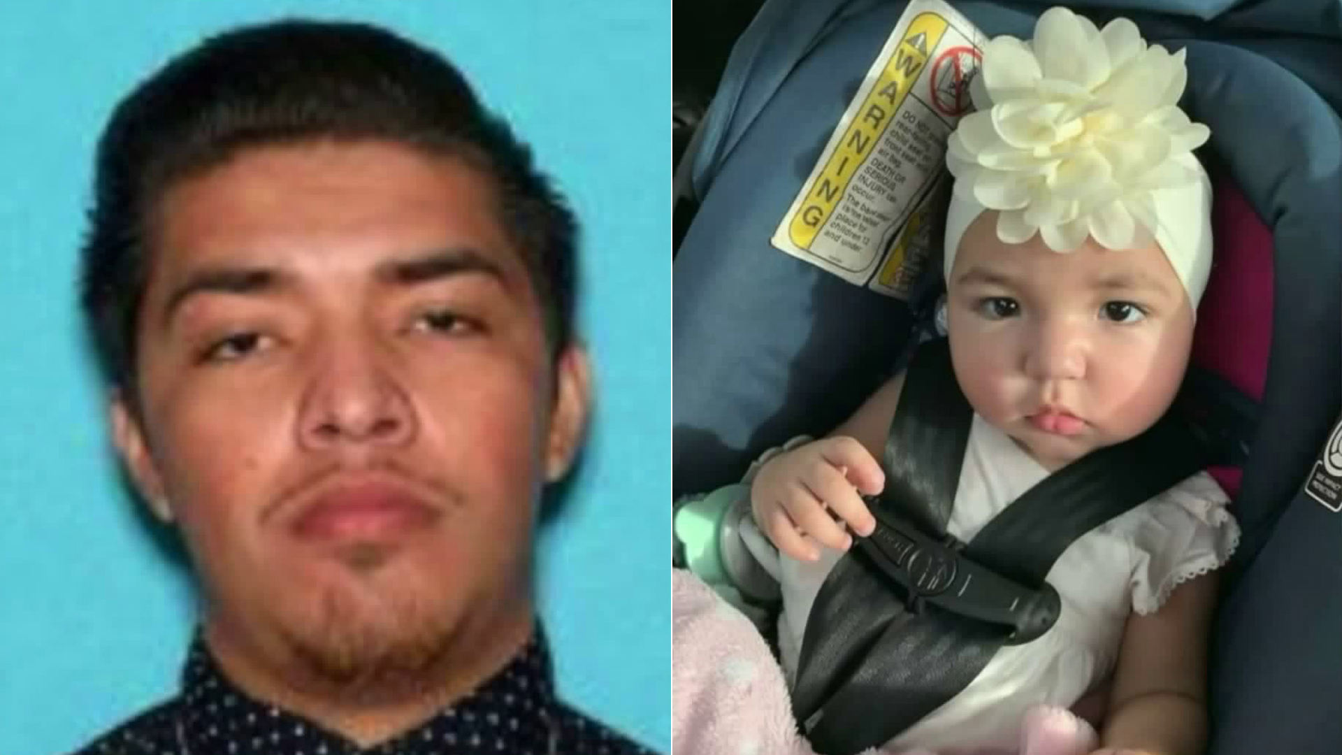 Alexander Echeverria, left, is seen in a photo released by authorities. Alexia Rose Echeverria, right, is seen in a family photo.