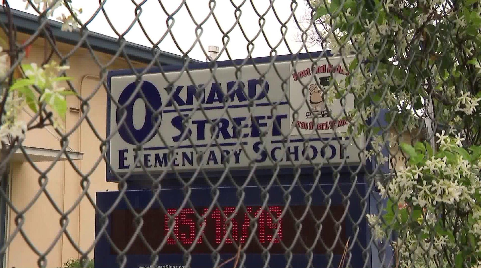 Oxnard Street School in North Hollywood