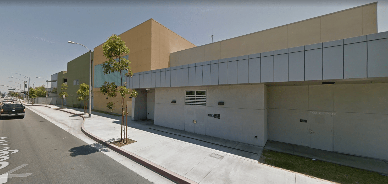 Orchard Academies in the city of Bell is seen in a Google Maps Street View image on May 29, 2019.