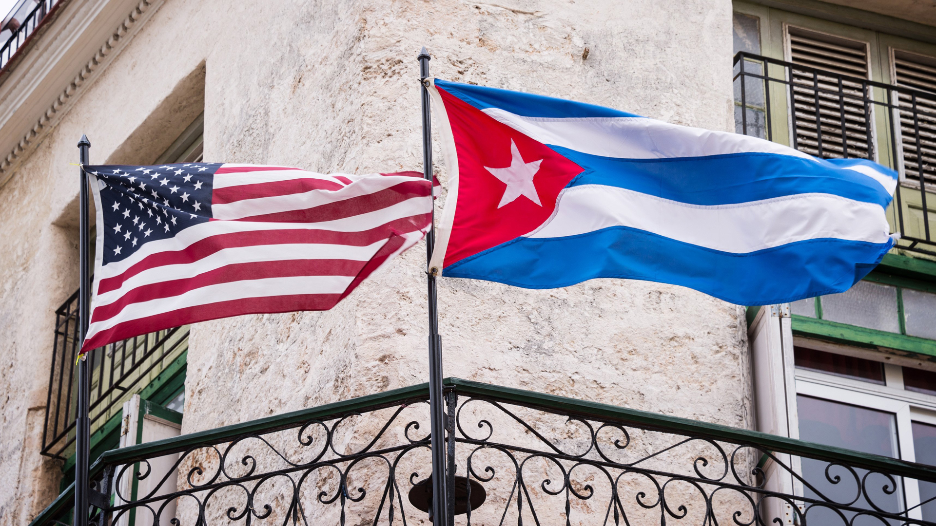 The U.S. announced major new restrictions on American citizens traveling to Cuba. (Credit: Shutterstock)