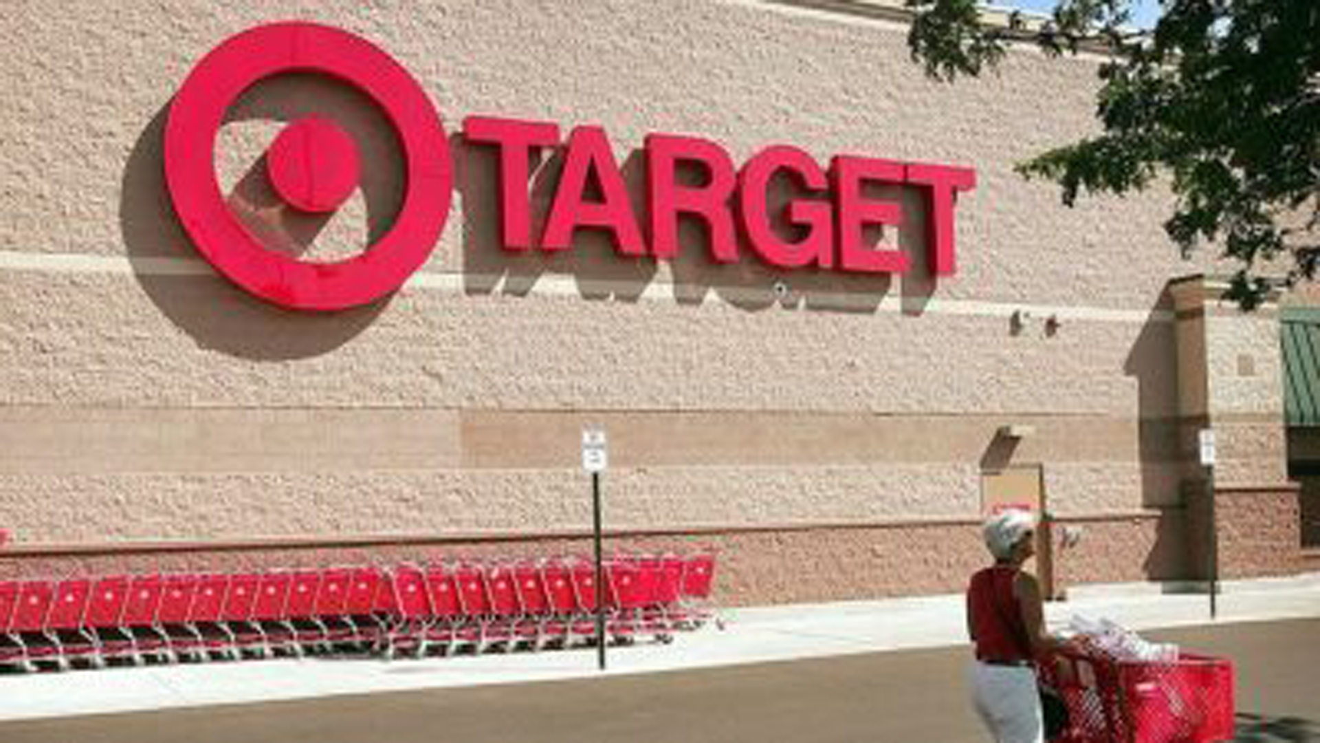 A Target storefront is seen in a file photo from KTLA sister station WGN.