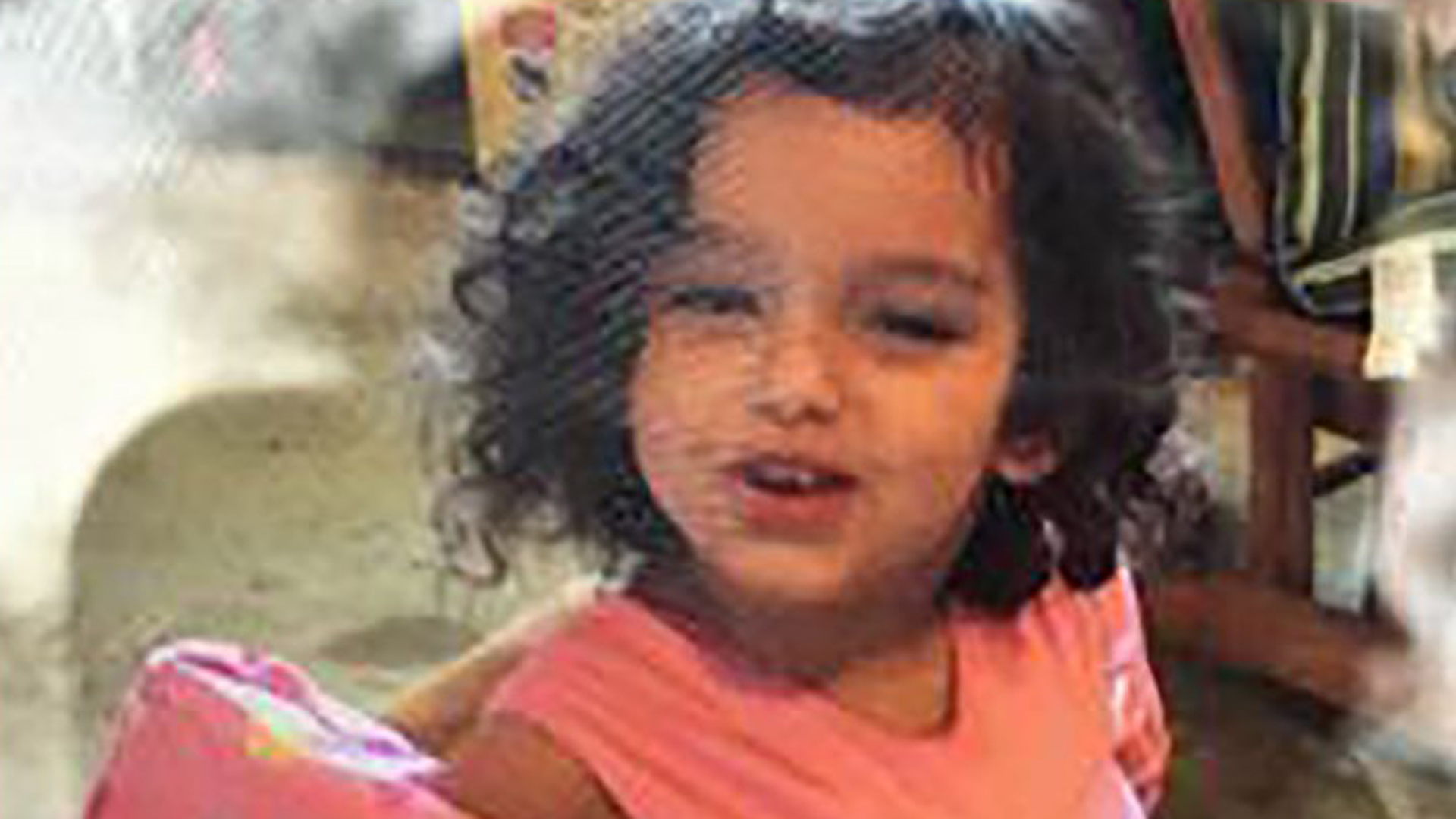 Police in Michigan are looking for a 2-year-old girl who disappeared from a campsite Monday. (Credit: Michigan State Police)