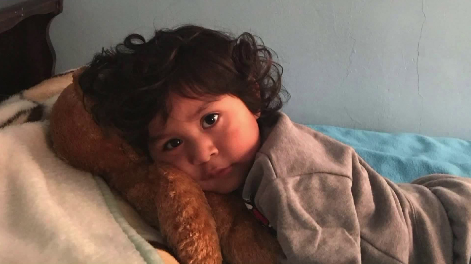 Noah Cuatro is seen in an undated photo provided to KTLA by his grandmother, Eva Hernandez.