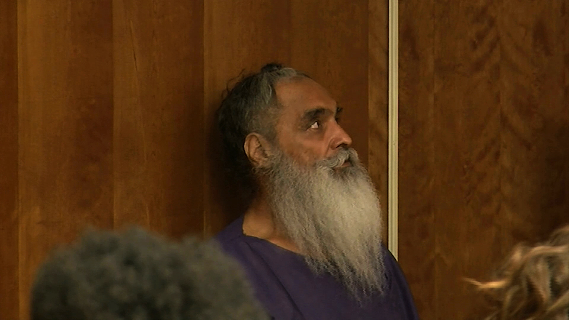 Jagjit Singh appears for his arraignment in a Bakersfield courtroom on Aug. 28, 2019. (Credit: KGET via CNN)