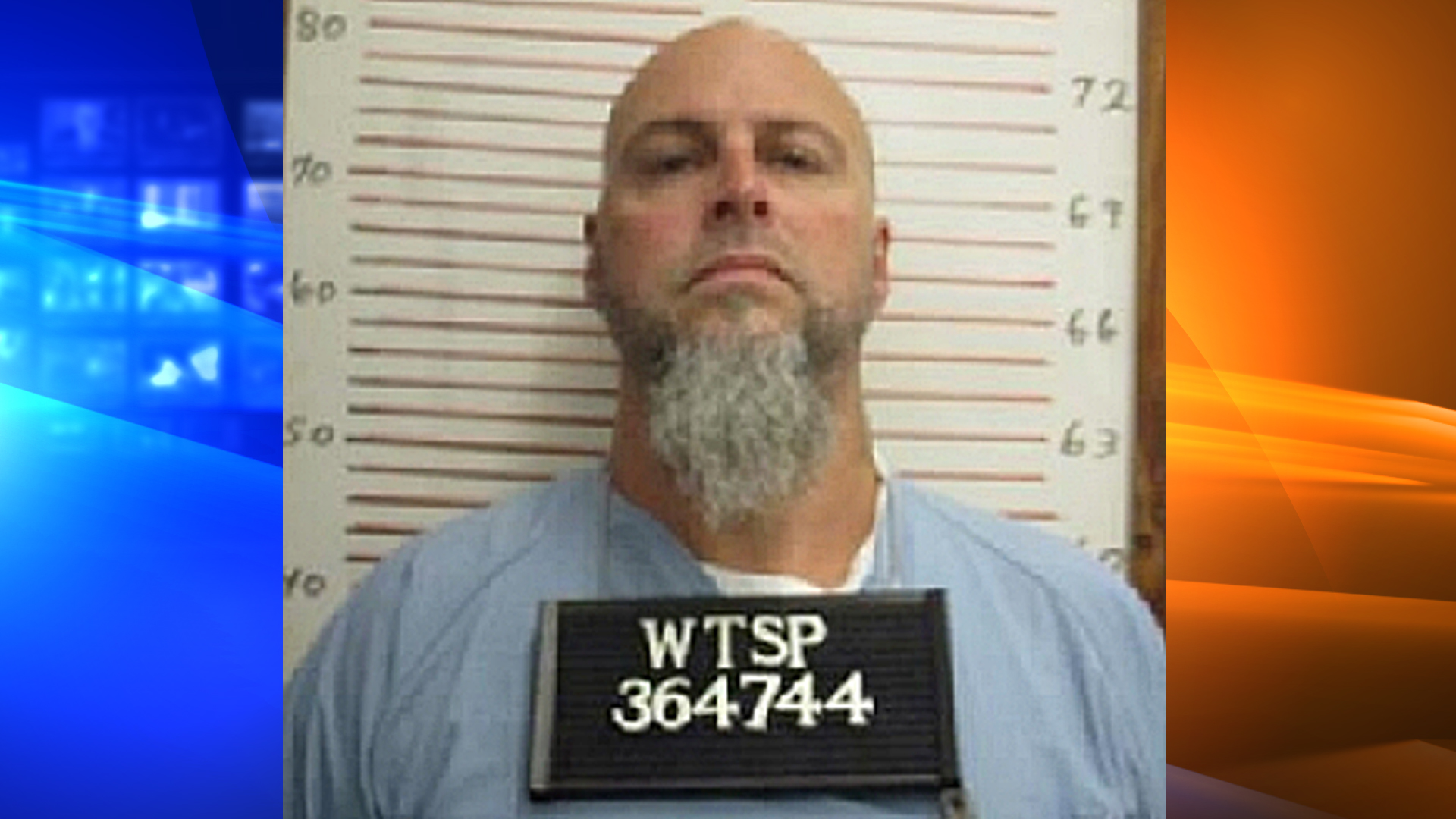 The Tennessee Bureau of Investigation added Curtis Ray Watson to its Most Wanted list. (Credit: Tennessee Bureau of Investigation)