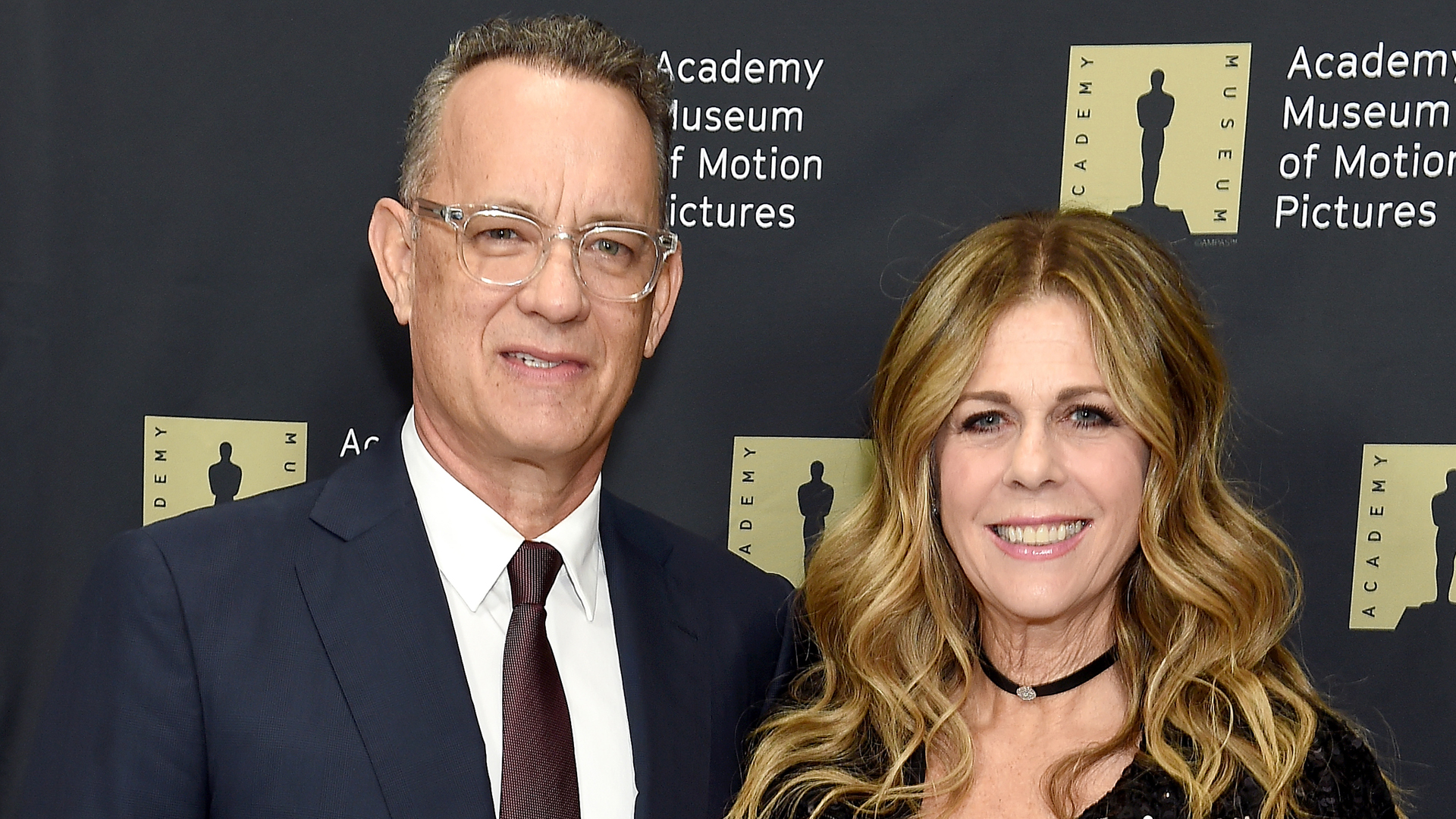Tom Hanks and Rita Wilson are seen at an event on Dec. 4, 2018, in Los Angeles. (Credit: Gregg DeGuire/Getty Images)