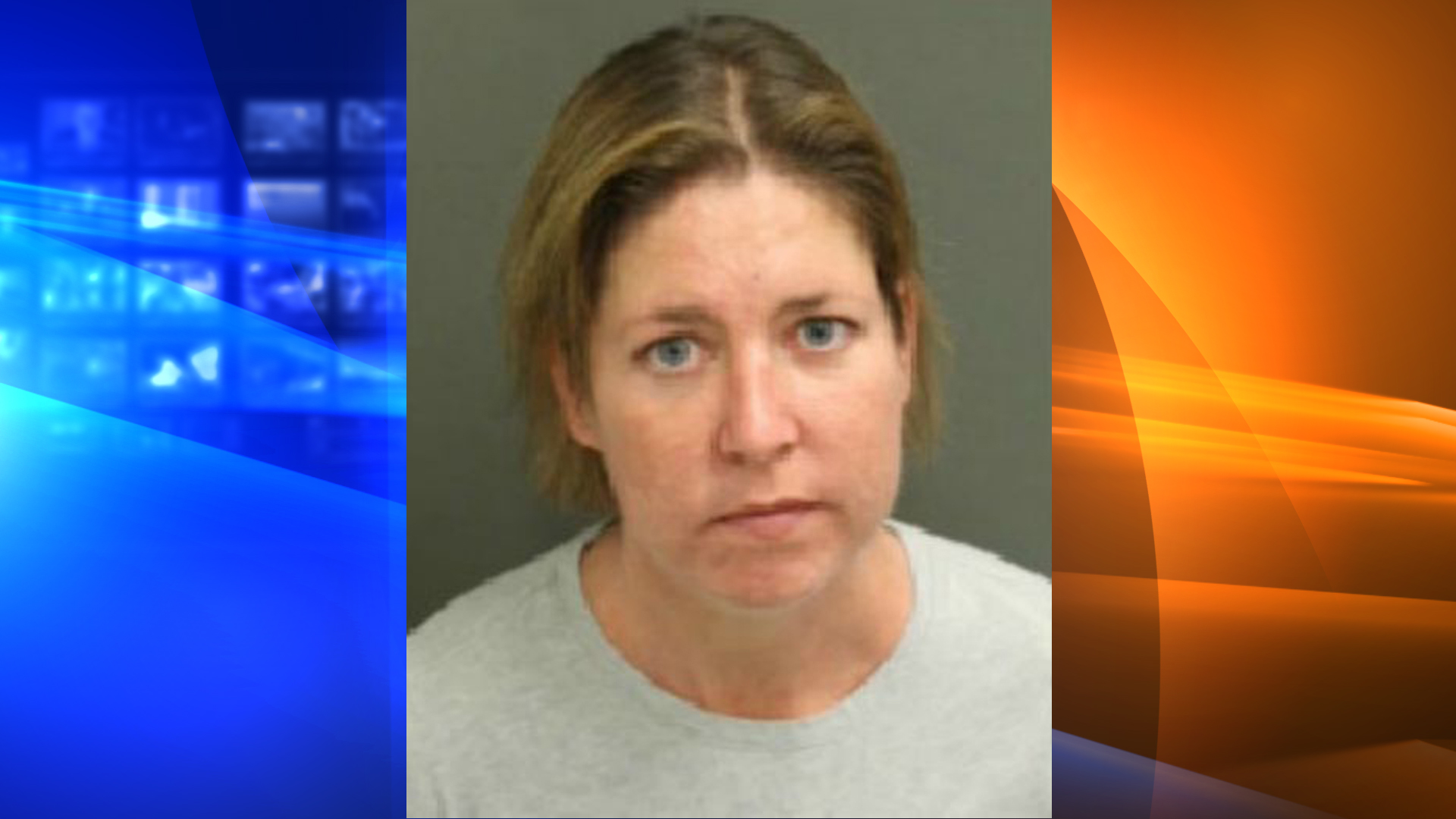 The Orange County Sheriff's Office released this booking photo of Sarah Boone.