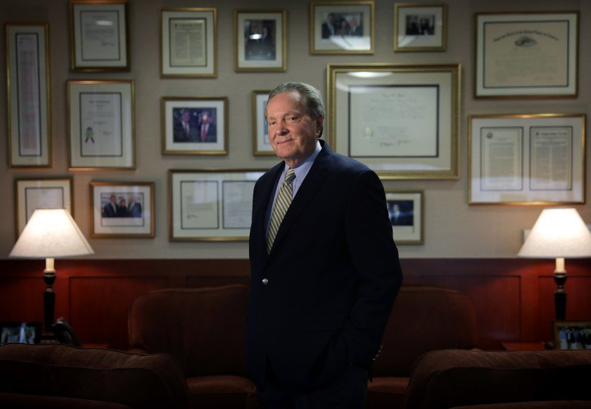 """Trump has effectively flipped the circuit,"" said 9th Circuit Judge Milan D. Smith Jr., an appointee of President George W. Bush. (Credit: Christina House / Los Angeles Times)"